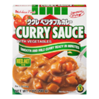 Curry Sauce with Vegetables Medium Hot