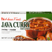 Java Curry Sauce Mix (Roux) Medium Hot