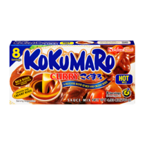 Kokumaro Curry Sauce Mix Hot