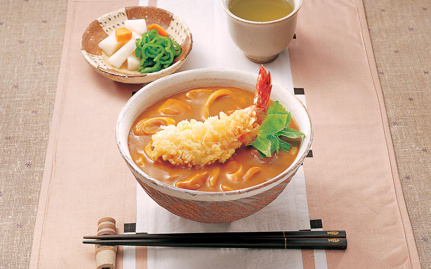 Mild Curry Udon